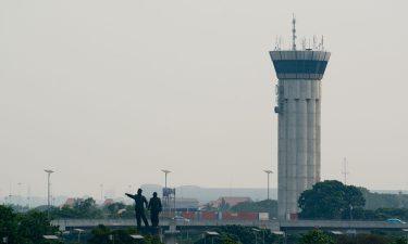 Soekarno-Hatta International Airport (CGK)