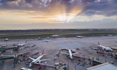 Istanbul Atatürk Airport (IST)